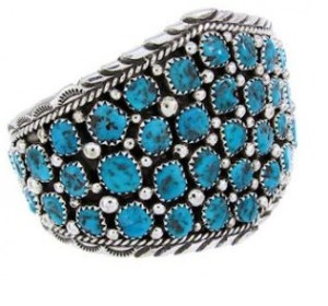 About Navajo Turquoise Jewelry