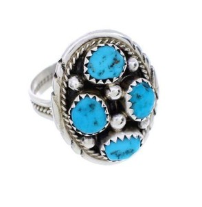 About the Navajo Turquoise Ring